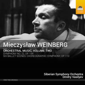 Weinberg: Orchestral Music, Volume Two