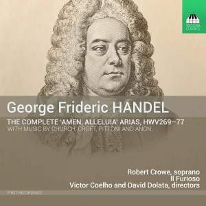 Handel: The Complete 'Amen, Alleluia' Arias, HWV269-77