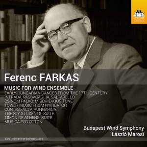 Farkas: Music For Winds