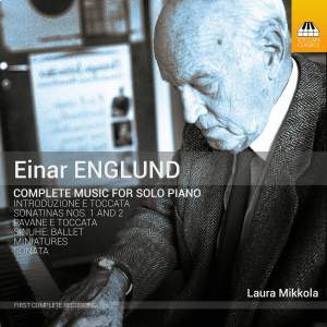 Einar Englund: Complete Music for Solo Piano
