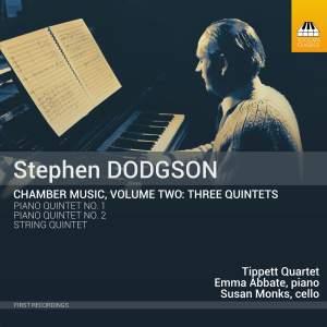 Dodgson: Chamber Music Vol. 2