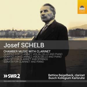 Josef Schelb: Chamber Music With Clarinet