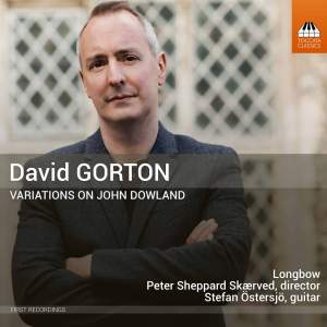 Gorton: Variations on John Dowland