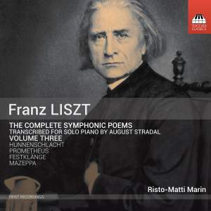 Liszt: The Complete Symphonic Poems transcribed for Solo Piano