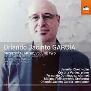 Orlando Jacinto García: Orchestral Music, Volume Two