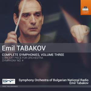 Tabakov: Complete Symphonies, Vol. 3 Product Image