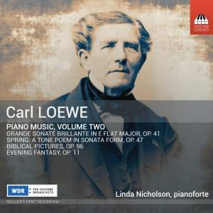 Carl Loewe: Piano Music, Volume Two Product Image