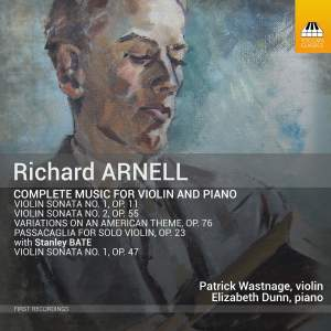 Arnell: Complete Music For Violin & Piano