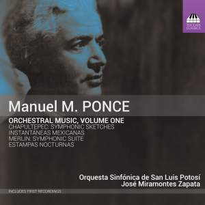 Ponce: Orchestral Music Vol. 1 Product Image