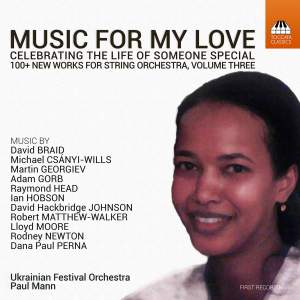 Music for My Love: Celebrating the Life of Someone Special