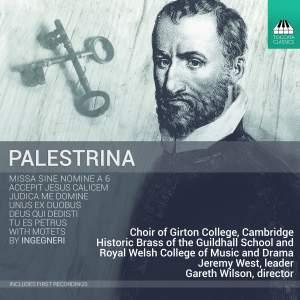 Palestrina: Missa Sine Nomine