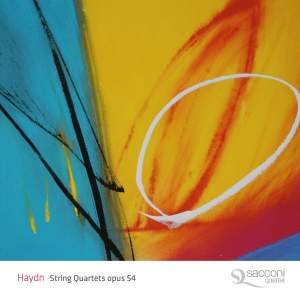 Haydn: String Quartets, Op. 54