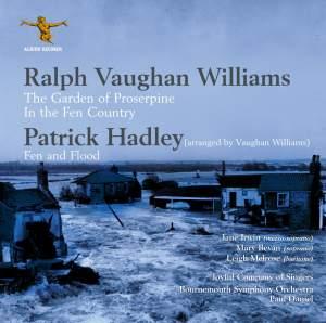 Paul Daniel conducts Vaughan Williams & Patrick Hadley Product Image
