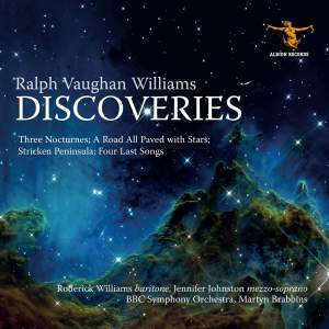 Ralph Vaughan Williams: Discoveries Product Image