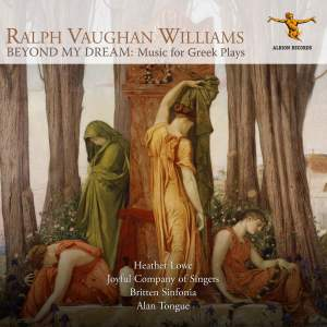 Vaughan Williams: Beyond my Dream Product Image