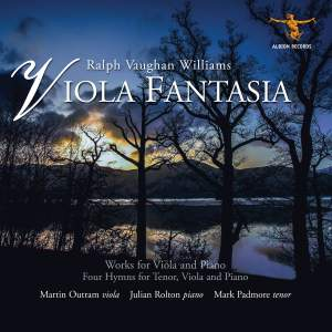 Vaughan Williams: Viola Fantasia - Works For Viola And Piano