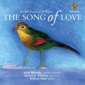 Ralph Vaughan Williams: The Song Of Love Product Image