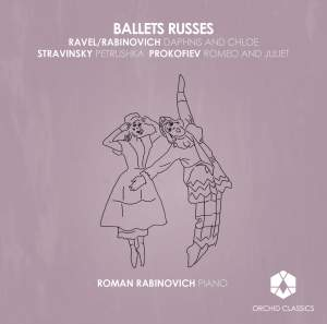 Ballets Russes Product Image