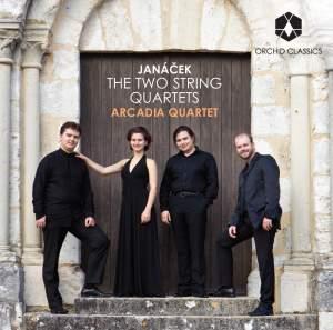Janacek: The Two String Quartets