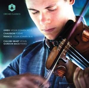 Franck & Grieg: Violin Sonatas