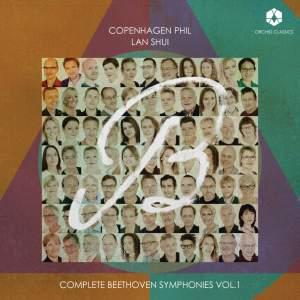 Beethoven: Complete Symphonies Vol. 1