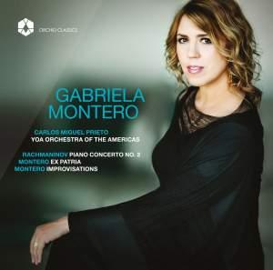 Gabriela Montero Product Image
