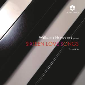 Sixteen Love Songs for piano Product Image