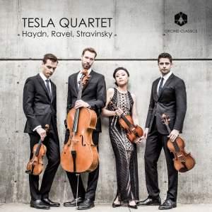 Haydn/Ravel/Stravinsky Product Image