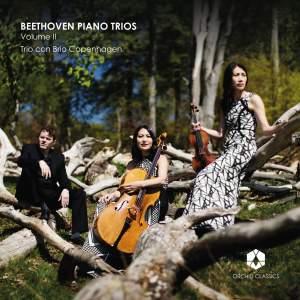 Beethoven: Piano Trios, Vol. 2
