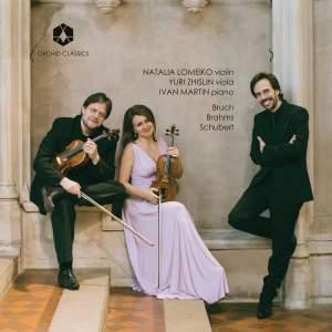 Bruch, Brahms & Schubert