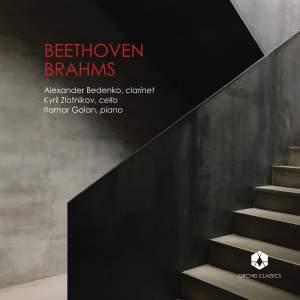Beethoven & Brahms: Clarinet Trios Product Image