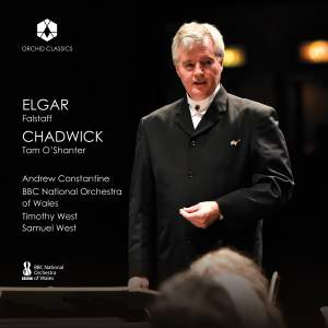 Elgar: Falstaff & George Whitfield Chadwick: Tam O'Shanter Product Image