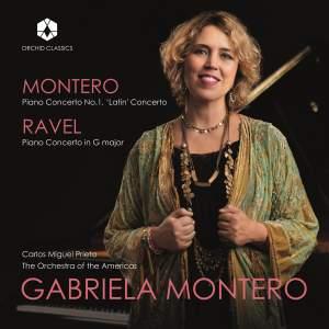 Gabriela Montero & Maurice Ravel: Piano Concertos
