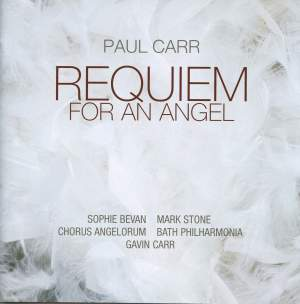 Paul Carr: Requiem for an Angel Product Image