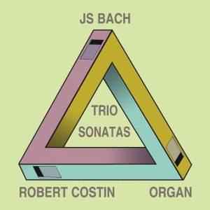 Bach, J S: Trio Sonatas Nos. 1-6, BWV525-530 Product Image