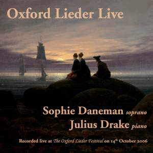 Oxford Lieder Live Product Image