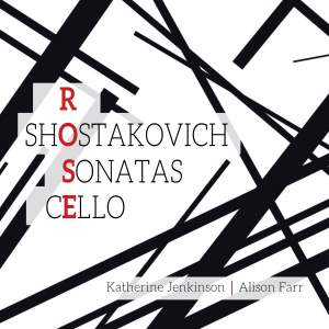 Rose and Shostakovich Cello Sonatas