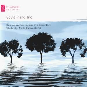 Tchaikovsky & Rachmaninov: Piano Trios