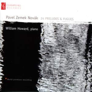Novák, P: 24 Preludes & Fugues Product Image