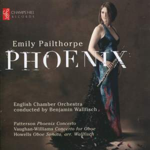 Paul Patterson: Phoenix Concerto
