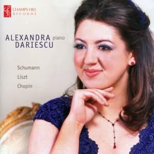 Alexandra Dariescu plays Chopin, Liszt & Schumann