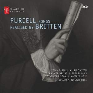Purcell: Britten Product Image