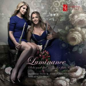 Luminance (solo and duo works for flute and piano)