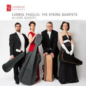 Thuille: The String Quartets