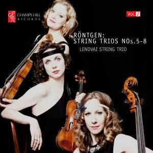 Röntgen: Complete String Trios Vol. 2