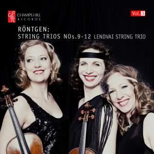 Röntgen: Complete String Trios Vol. 3