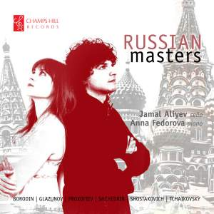 Russian Masters Product Image