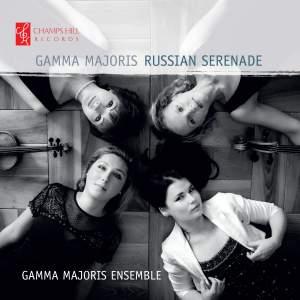 Tchaikovsky & Rachmaninov: Russian Serenade