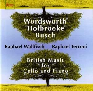 British Music for Cello & Piano Product Image