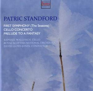 Patric Standford: Orchestral Works Product Image